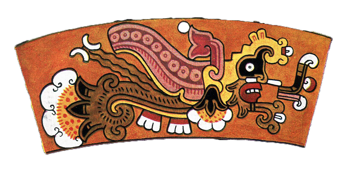 Mesoamerican Butterfly Profile