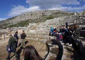 The Ancient Greek Festivals Travel Seminar photo