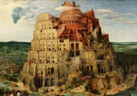 The Tower of Babel By Pieter Brueghel the Elder