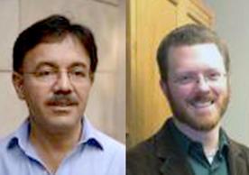 Photo of tenure candidates