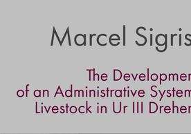 Assyriological Seminar of the season: Marcel Sigrist
